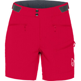 Norrøna Falketind Flex1 Shorts Women red